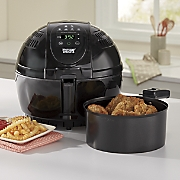 3 5 qt  digital air fryer by montgomery ward