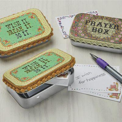 Faith Box