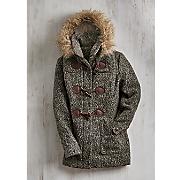 chestnut toggle coat 1