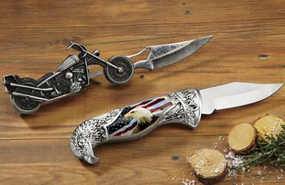 Americana Pocket Knife