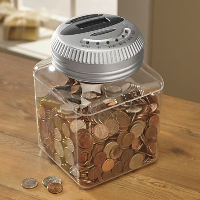 Talking Coin Jar