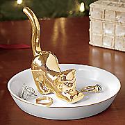 cat ring tray