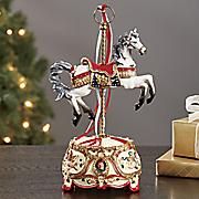 carousel figurine