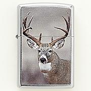 deer lighter by zippo
