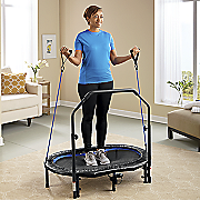 oval jogger with dvd by stamina