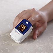 digital pulse oximeter by smartheart