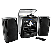 iTrak Compact Home Music System with Bluetooth