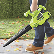 12 amp variable speed blower vac mulcher