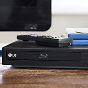 lg blu ray disc play with built in wifi