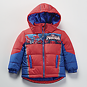 toddler boys  puffer