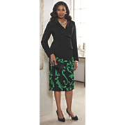 wildwood skirt suit 42