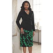 wildwood skirt suit 42
