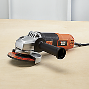 angle grinder by black   decker