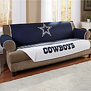 nfl reversible furniture protector