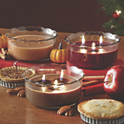 Pie Collection Candles by Woodwick