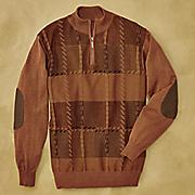 charlie 1 4 zip sweater