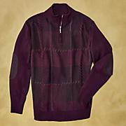 Eli 1/4-Zip Sweater