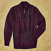 eli 1 4 zip sweater