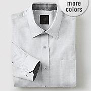 men s under button collar shirt