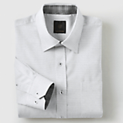 men s under button collar shirt
