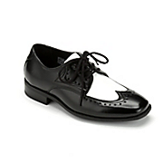 boys  atticus lace up wingtips by stacy adams