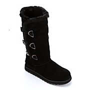 suede 3 button boot by skechers 7