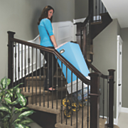 Upcart Stair Climber With Custom Fit Bag