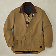 men s sanded duck coat by dickies
