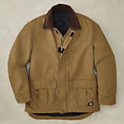 men s sanded duck coat by dickies