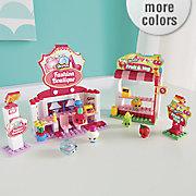 shopkins fashion boutique or fruit   veg stand set by moose toys