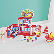 shopkins shopville town center by moose toys