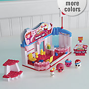 shopkins cupcake cafe or bakery set by by moose toys