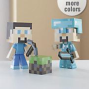 minecraft steve figurine