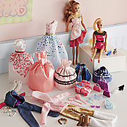 2 pack fashion doll set