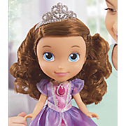 sofia the first  doll