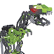 meccasaur t rex robot by spin master