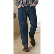 men s relaxed fit bootcut jean by lee