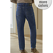 men s regular fit straight leg jean by lee