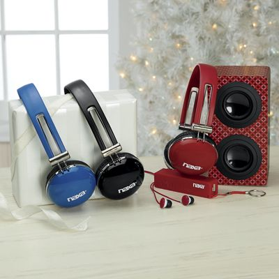 Portable Bluetooth Stereo Speakers Entertainment Pack by Naxa