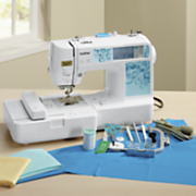 embroidery machine with 70 built in designs by brother