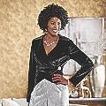 Azaria Velvet Jacket