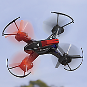 rc x drone warriors
