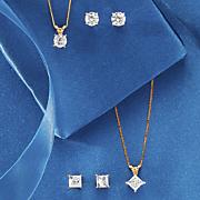 1 4 ct diamond stud earrings