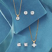1 2 ct solitaire diamond necklace