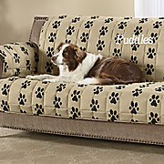 personalized wet paws furniture protectors