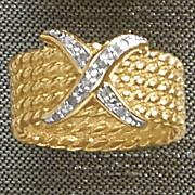 diamond rope x band