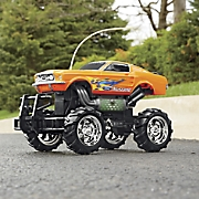 rc rumble n roar  67 ford mustang