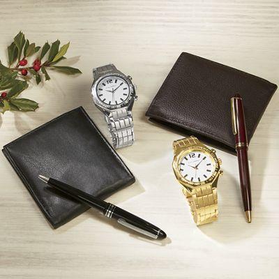 Watch/Wallet/Pen Set