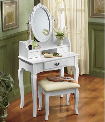 Lumberton Antique Vanity From Montgomery Ward S9743928