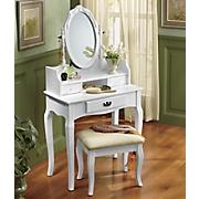 lumberton antique vanity